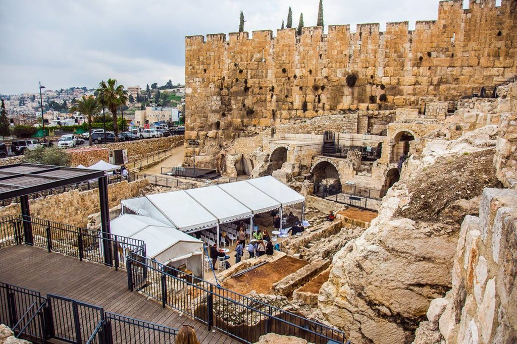 טיול בר מצווה בירושלים
